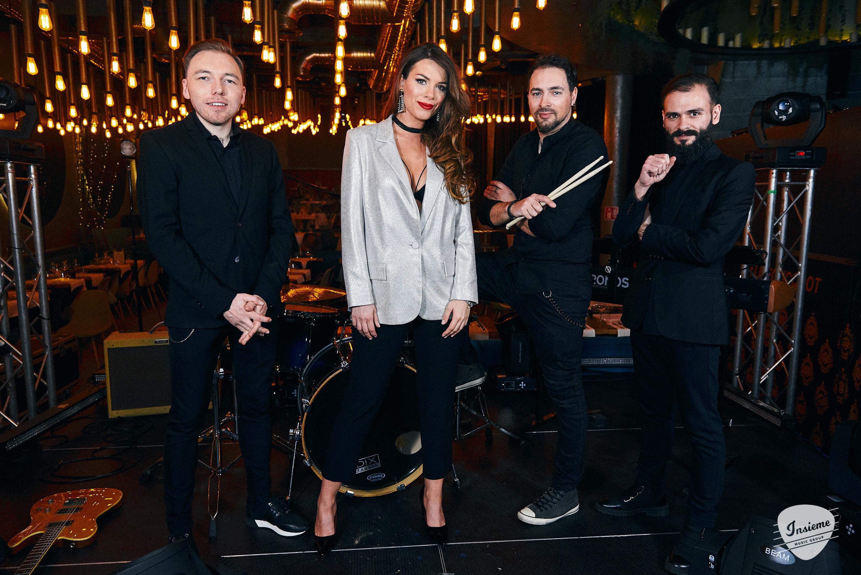 INSIEME MUSIC GROUP | Trupa Cover Bucuresti