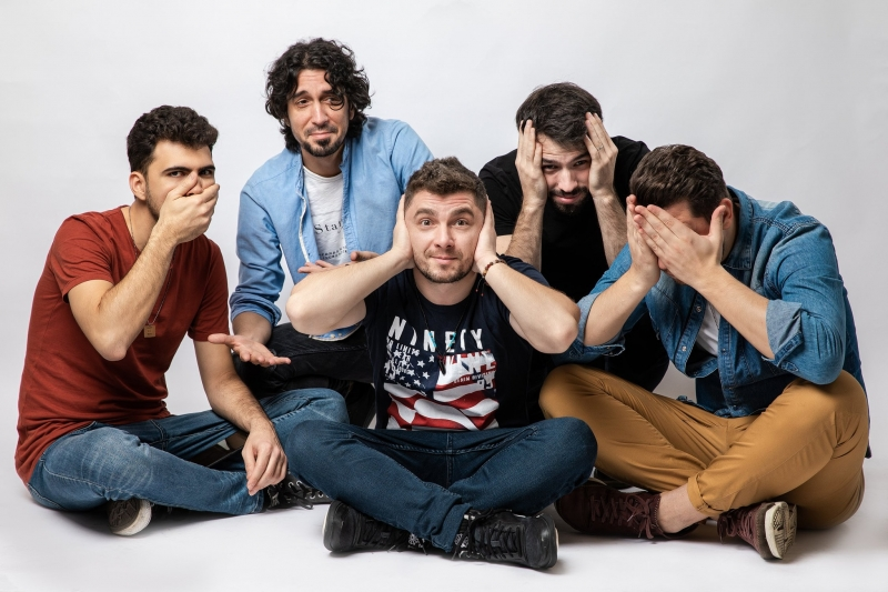 Mad Monkeyz - Trupa cover Bucuresti
